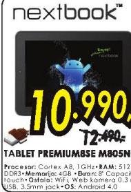 Tablet Premium8SE M805NC