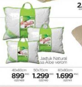 Jastuk Natural