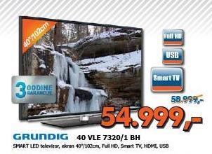 Televizor LED 40 VLE 7320/1 BH