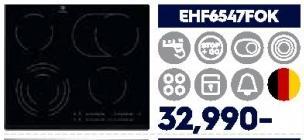 Ugradna Ploča EHF6547FOK