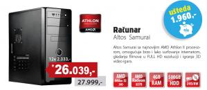 Desktop račuanr Altos Samurai