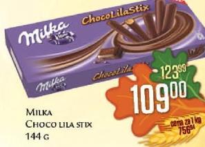 Keks Choco lila stix