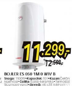 Akumulacioni Bojler Es 050 1Mo Wiv B