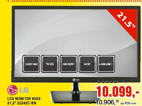 LCD Monitor Wide