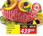 Svinjsko meso rolovano