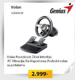 Volan Speed Wheel 5 Pro IGR00119