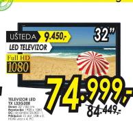 LED TV -TX L32G20E