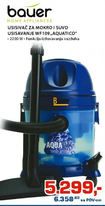 Usisivač Vod.filt.Aquatico WF-109