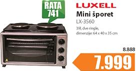 Mini Šporet LX-3560