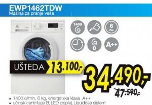 Veš mašina EWP 1462 TDW