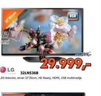 Televizor 32LN536B