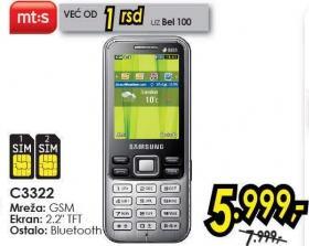 Mobilni elefon C3322