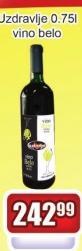Belo vino Uzdravlje