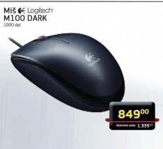 Miš M100 DARK