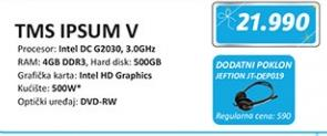 Desktop računar TMS IPSUM V