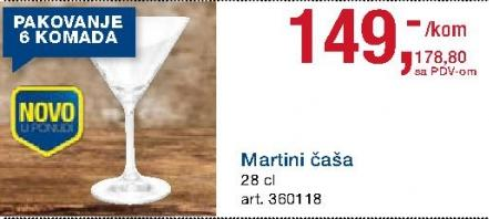 Martini čaša 28cl