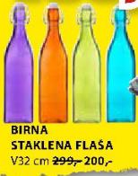 Staklena flaša Birna