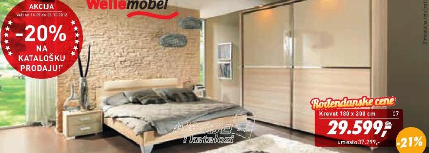 """Krevet """"Coimbra"""""""