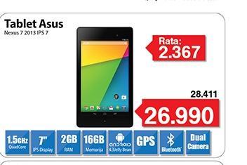 """Tablet Nexus 7 2013 IPS 7"""""""