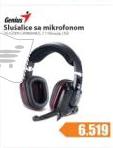 Slušalice sa mikrofonom Genius HS-G700V CAVIMANUS