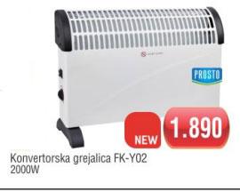 Grejalica FK-Y02