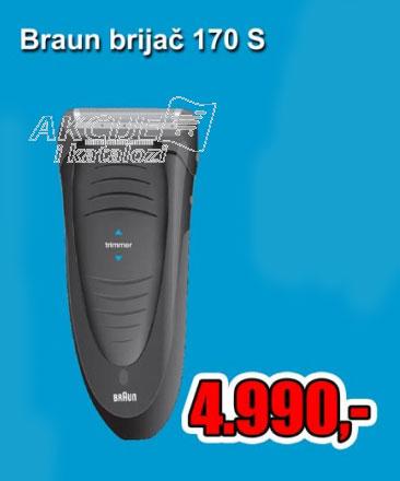 Aparat za brijanje 170S