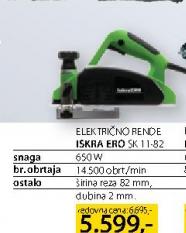 Električno rende SK 11-82