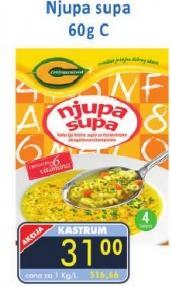 Supa njupa
