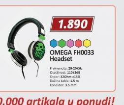 Slušalice FH0033