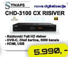 Kablovski risiver Chd-3100 Cs