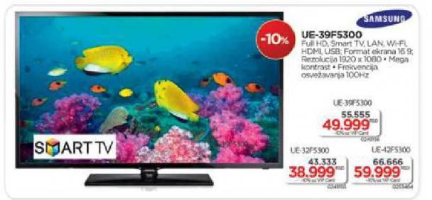 "Televizor LED 42"" UE-42F5300"