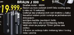 Sokovnik Multiquick 5 J 500