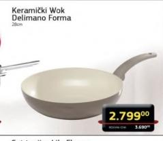 Keramički Wok
