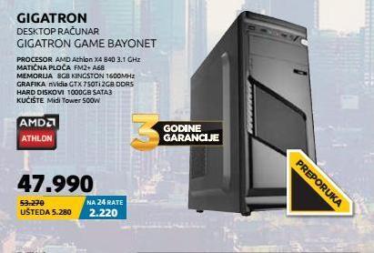 Desktop računar Gigatron