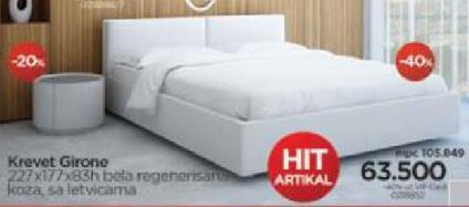 Krevet Girone
