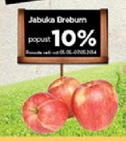10% popusta na Jabuku Breburn