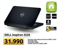 Laptop Inspiron 3520