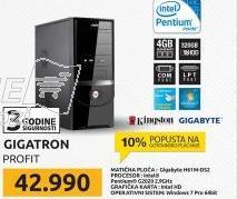 Desktop računar GIGATRON PROFIT
