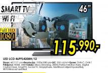 Televizor LED LCD 46PFL4208H/12