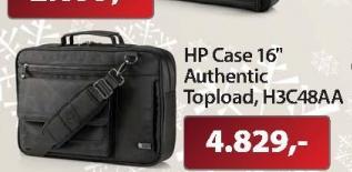 "Torba za laptop Authentic Topload 16"""