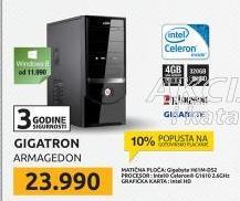 Desktop računar GIGATRON ARMAGEDON 6