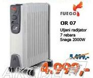 Uljni radijator OR 07