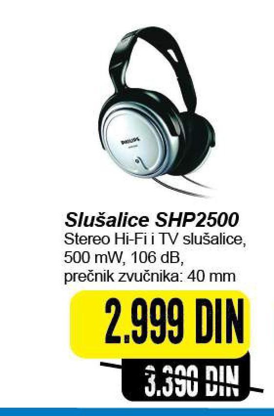 Slušalice SPH 2500