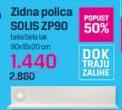 Zidna polica SOLIS ZP90