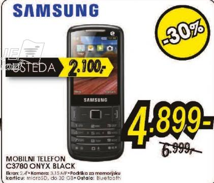 Mobilni telefon C3780