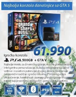 Igračka konzola PS4