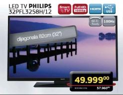 LED tv 32PFL3285H/12