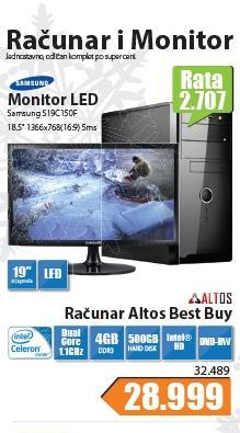 Računar i monitor