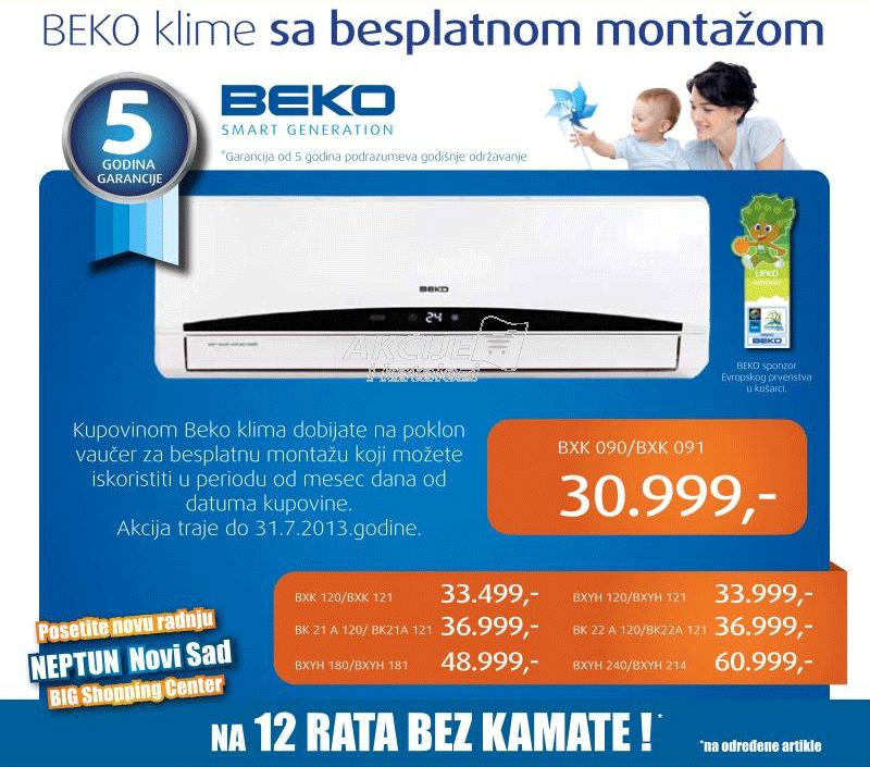 Klima BXK 090/ BXK 091
