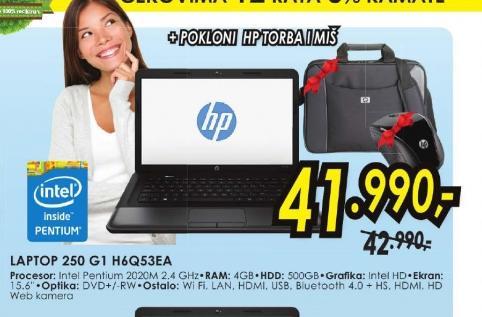 Laptop 250 G1 H6Q53EA